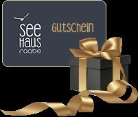 Gutscheinkarte mit Geschenkbox
